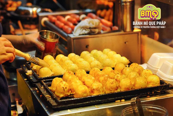 khu ăn uống quận 5 - hongkong